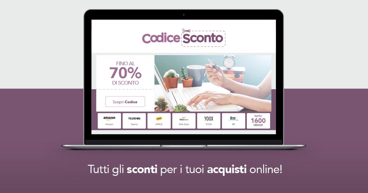 f3012b2f4c33f2 70% Codice Sconto Amazon e Coupon luglio 2019 + 5% di Cashback
